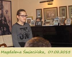 Magdalena Smiecinska