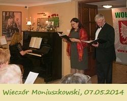 Wieczor Moniuszkowski