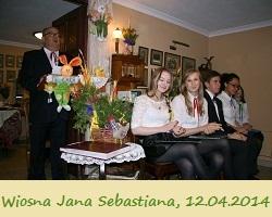Wiosna Jana Sebastina
